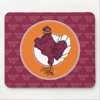 Virginia Tech Hokie Bird Mouse Pad