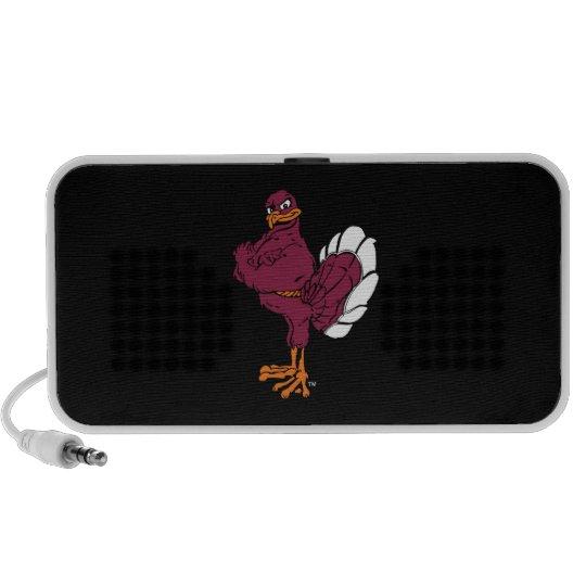 Virginia Tech Hokie Bird Portable Speaker