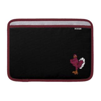 Virginia Tech Hokie Bird Sleeve For MacBook Air