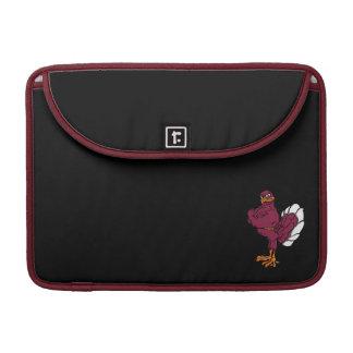 Virginia Tech Hokie Bird Sleeve For MacBook Pro