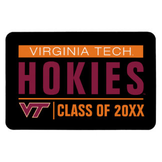 Virginia Tech Hokies Alumni Magnet
