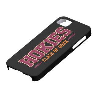 Virginia Tech Hokies Class Year iPhone SE/5/5s Case