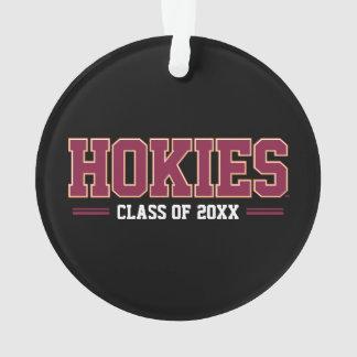 Virginia Tech Hokies Class Year Ornament