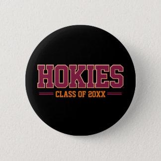 Virginia Tech Hokies Class Year Pinback Button