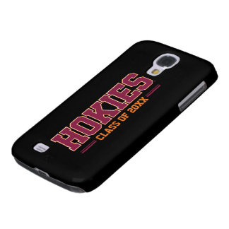 Virginia Tech Hokies Class Year Samsung S4 Case