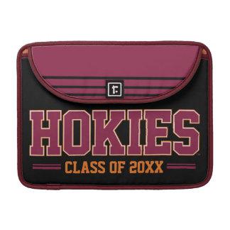 Virginia Tech Hokies Class Year Sleeve For MacBooks
