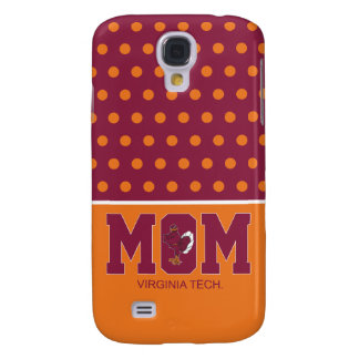Virginia Tech Mom Galaxy S4 Case
