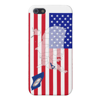 Virginia, USA Case For iPhone 5