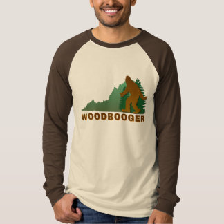 Virginia Woodbooger T-Shirt