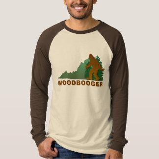 Virginia Woodbooger Tee Shirt
