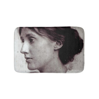 Virginia Woolf, 1902 Bathroom Mat