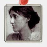 Virginia Woolf, 1902 Christmas Tree Ornament