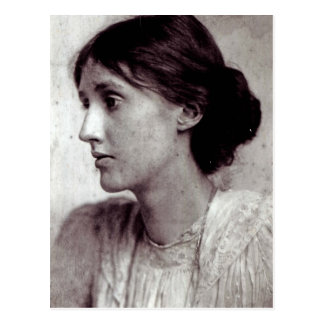 Virginia Woolf, 1902 Postcard
