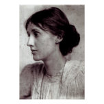 Virginia Woolf, 1902 Póster