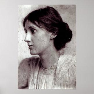 Virginia Woolf 1902 Print