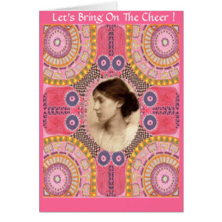 Virginia Woolf Card