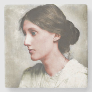 Virginia Woolf Coaster