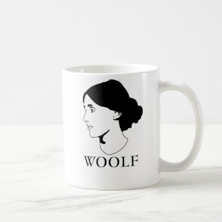 Virginia Woolf Coffee Mug