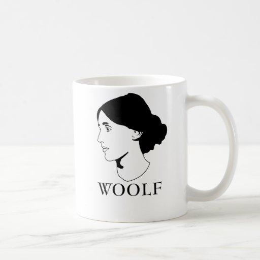 Virginia Woolf Coffee Mugs