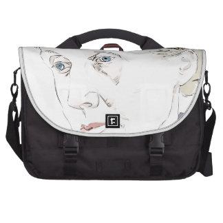 Virginia Woolf Computer Bag