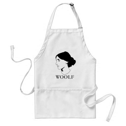 Virginia Woolf Delantal