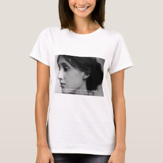 Virginia Woolf Dine/Love Well Love Quote Gifts T-Shirt