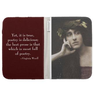 Virginia Woolf enciende la caja
