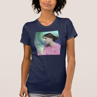 Virginia Woolf es mi animal del alcohol Camisetas