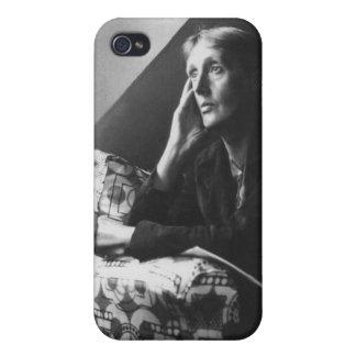 Virginia Woolf iPhone 4/4S Carcasas