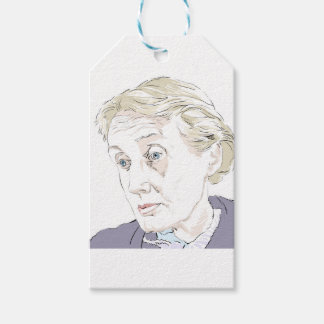 Virginia Woolf Gift Tags