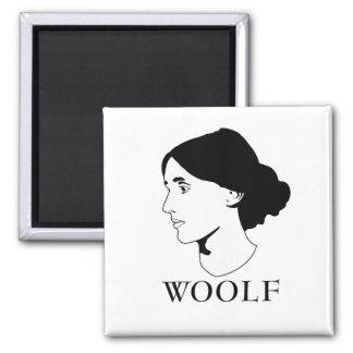 Virginia Woolf Imanes De Nevera