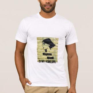 Virginia Woolf Is My Homegirl T-Shirt