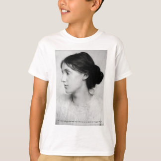 """Virginia Woolf """"Love Well"""" Love Quote Mugs & Gifts T-Shirt"""