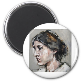 Virginia Woolf Magnet