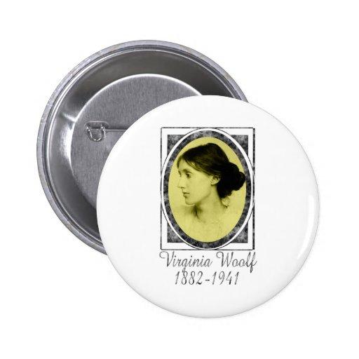Virginia Woolf Pins