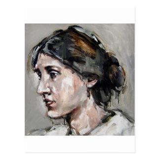 Virginia Woolf Post Cards