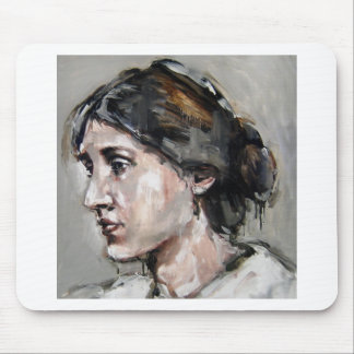 Virginia Woolf Alfombrilla De Ratón