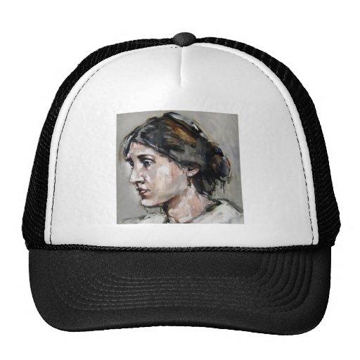 Virginia Woolf Trucker Hat