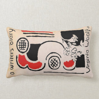 Virginia Woolf Vanessa Bell Cover A Writer's Diary Pillows
