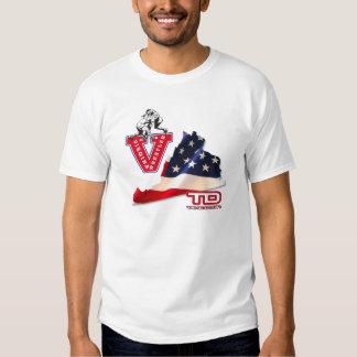 virginia wrestler tee shirts