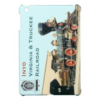 Virginia y Truckee Railroad el mini caso del ipad  iPad Mini Carcasa