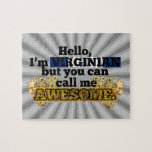 Virginian, but call me Awesome Puzzle