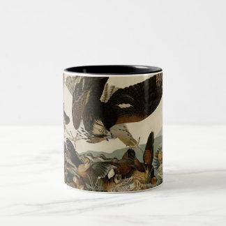 Virginian Partridge Two-Tone Coffee Mug