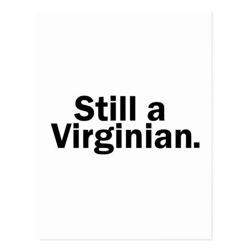Virginian Tarjeta Postal
