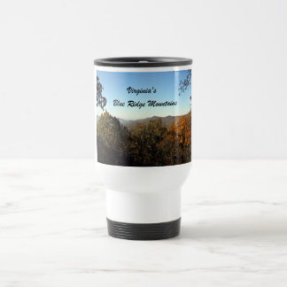 Virginia's Blue Ridge Mountains Travel Mug