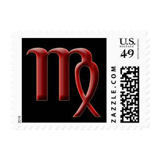 Virgo #2 postage stamps