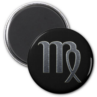 Virgo #4 Magnet