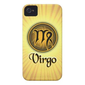 Virgo Astrology iPhone 4 Case