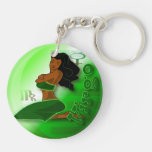 Virgo-August 23 to September 23 Acrylic Key Chains
