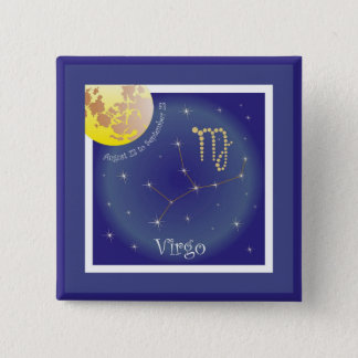 Virgo August 23 tons of Septembers 23 of button